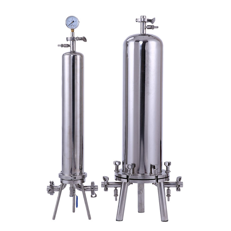 Microporous filter